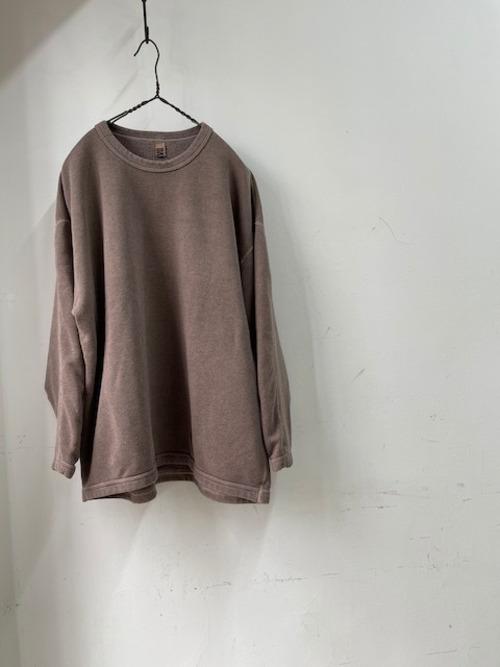 DA'S/Organ Sweatshirt(ダズのオルガンスウェットシャツ)