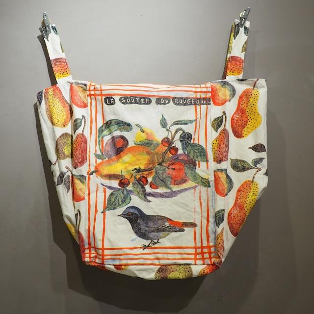 Nathalie Lete Farmers Bag Vegetables/fruits