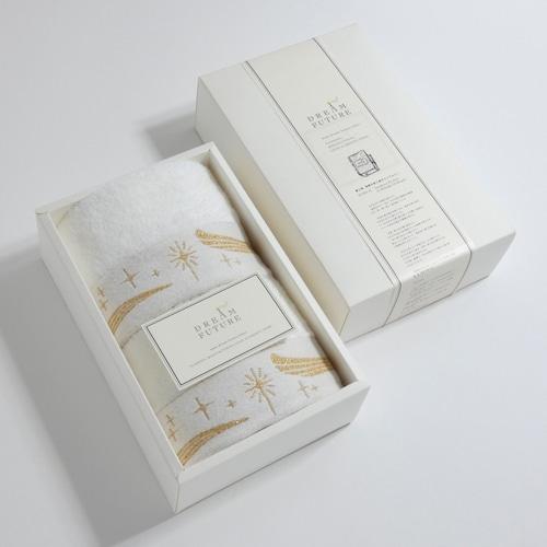 無撚糸(むねんし)高級Hand Towel 2枚SET GOLD / GOLD