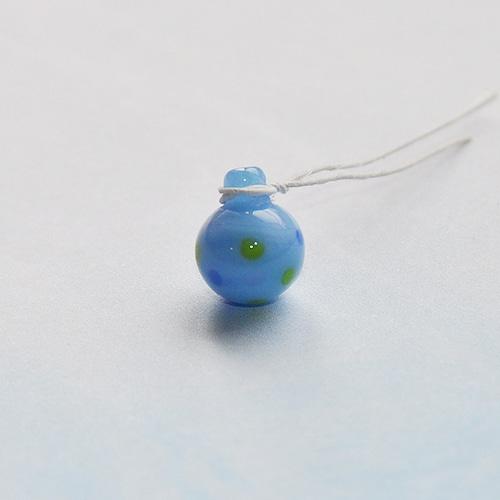 水風船ヨーヨー(ガラス製/ブルー)
