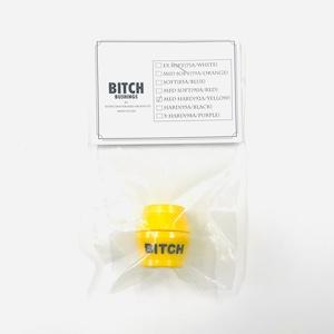 BITCH BUSHING / KHIRO / MED HARD / 92A / YELLOW / ブッシュゴム