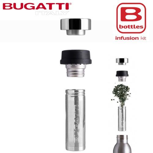 BUGATTI ブガッティ Bボトル用アクセサリ インフュージョンキット ステンレスボトル 水筒 ホルダー キャンプ アウトドア グッズ 用品