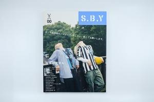 【中古】渋谷発のメンズヘアカルチャーマガジン S.B.Y 《00》¥1650→¥500