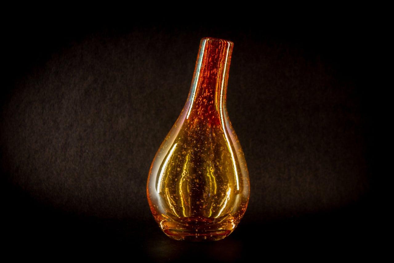 Champagne COLORS - Drop Flower Vase