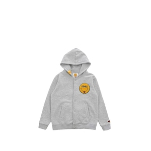 EXAMPLY by EXAMPLE DRIP CIRCLE HOODIE for KIDS / GRAY