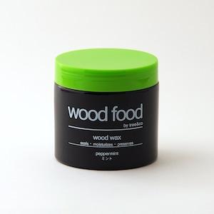 蜜蝋ワックス wood food ミント