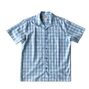 オリジナル パラカシャツ Men's オープン / サックスブルー