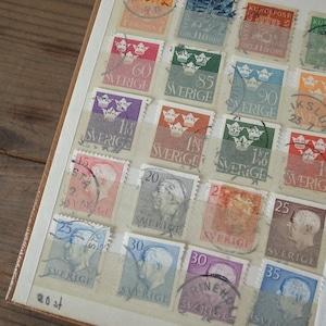 Stamp Stockbook