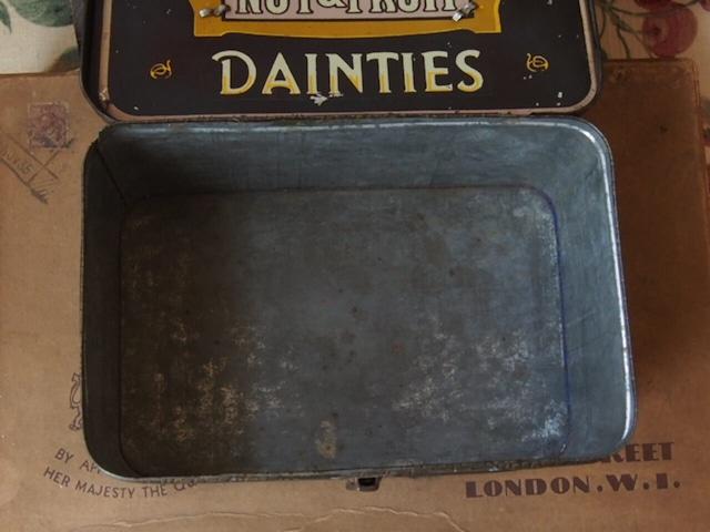 イギリスアンティーク ランチボックス
