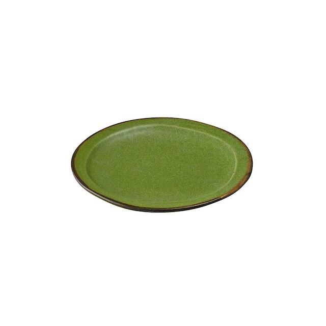 aito製作所 「翠 Sui」取り皿 中皿 15cm うぐいす 美濃焼 288041