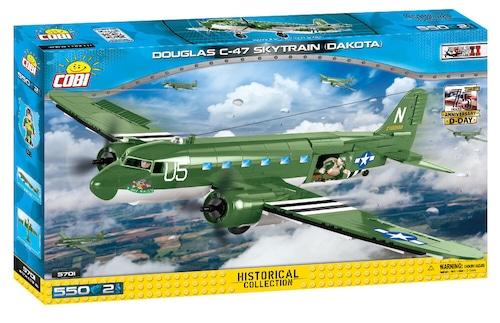 COBI #5701 Douglas C-47 スカイトレイン