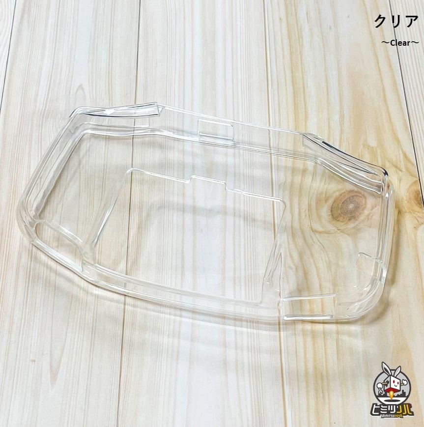 GBA用 TPU素材 シェル保護カバー