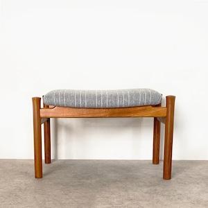 Foot stool model 4365 by Søren Hansen for Fritz Hansen / CH030