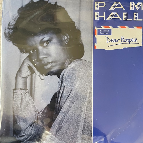 Pam Hall - Dear Boopsie【7-20780】