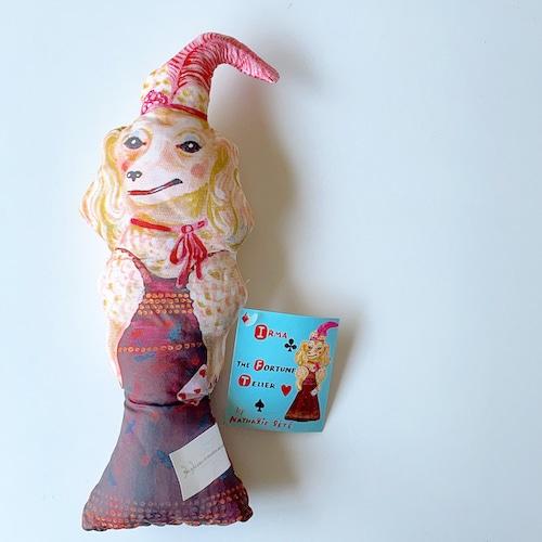 "Nathalie Lete ""Irma Fortuneteller Doll"" ナタリーレテ 占い師 人形 ドール"