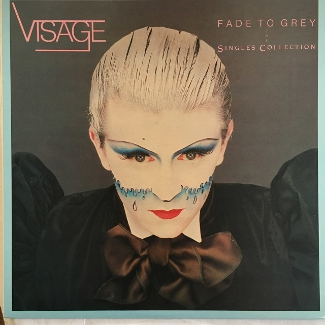 【LP・米盤】Visage / Fade To Gray - The Single Collection