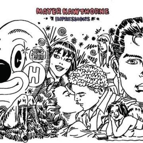 【ラスト1/LP】Mayer Hawthorne - Impressions