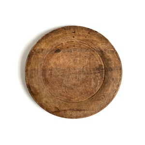 Wooden plate[A]