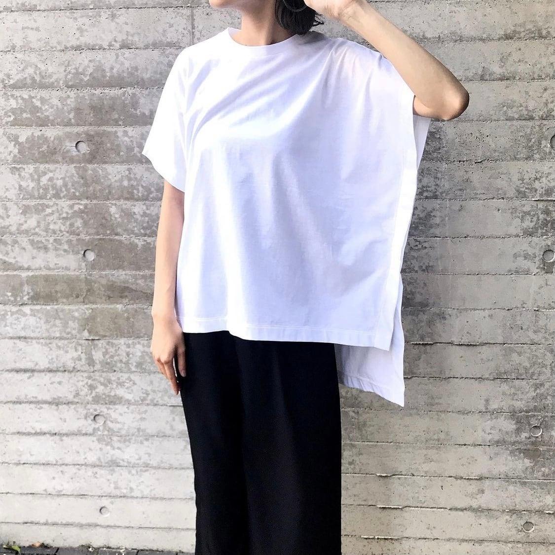 【 siro de labonte 】- R113229 - ポンチョTシャツ