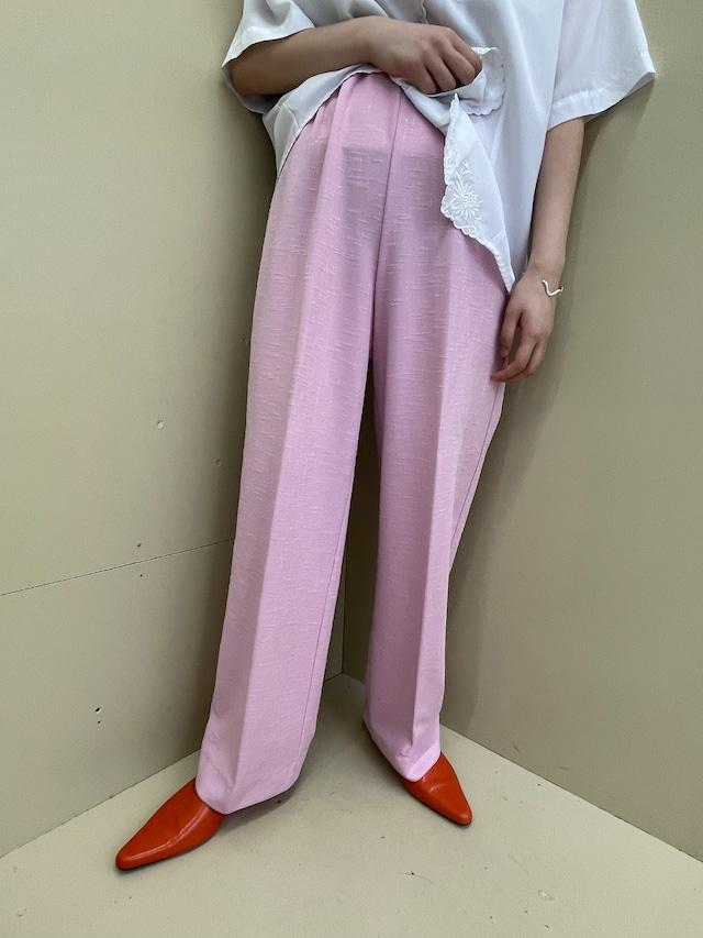 easy pants / 7SSPT28-10