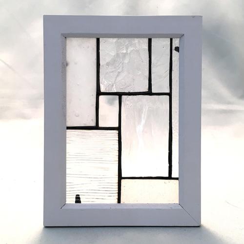 MK009 ガラスのテクスチャーで魅せるモザイクミニパネル Ⅱ