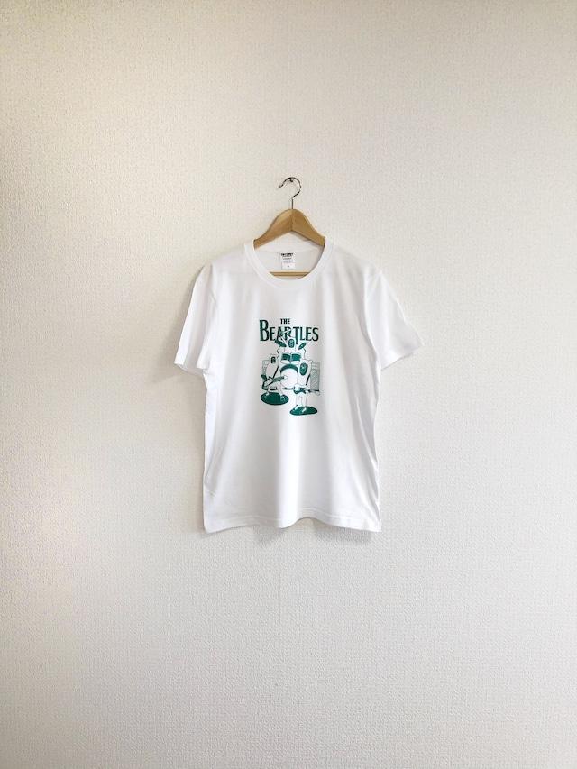 THE ...くま?Tシャツ