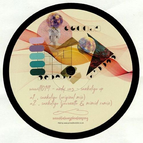 """【ラスト1/12""""】Andy Vaz - Sankolige EP"""