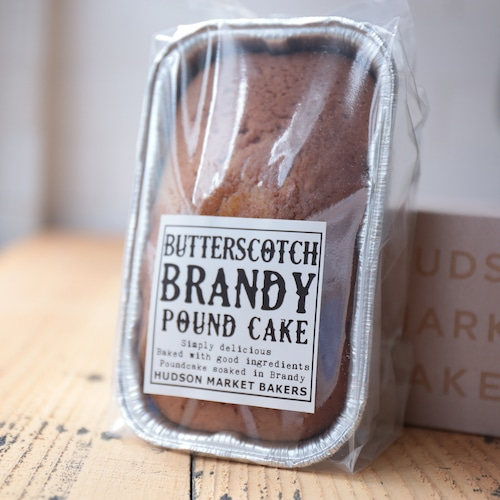 ブランデーケーキ BRANDY CAKE