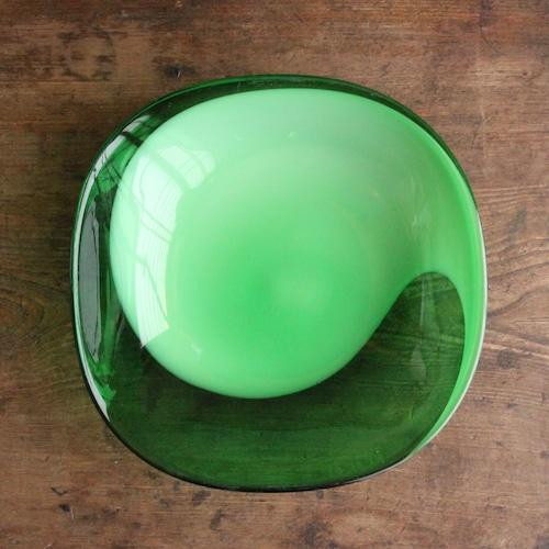 マルテイグラス 緑色のコンポート