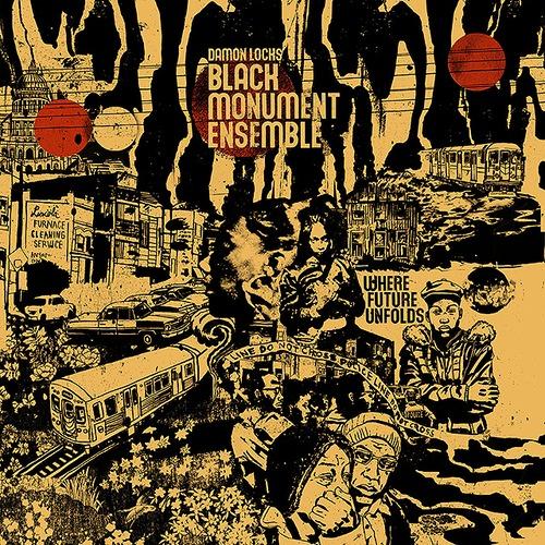【ラスト1/LP】Damon Locks - Where Future Unfolds(デラックス盤)