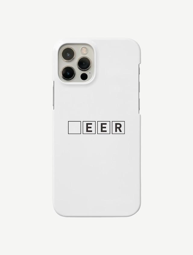 【□EER】iphoneケース(スマホケース)