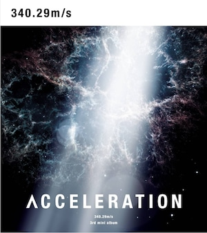 CD『ACCELERATION』