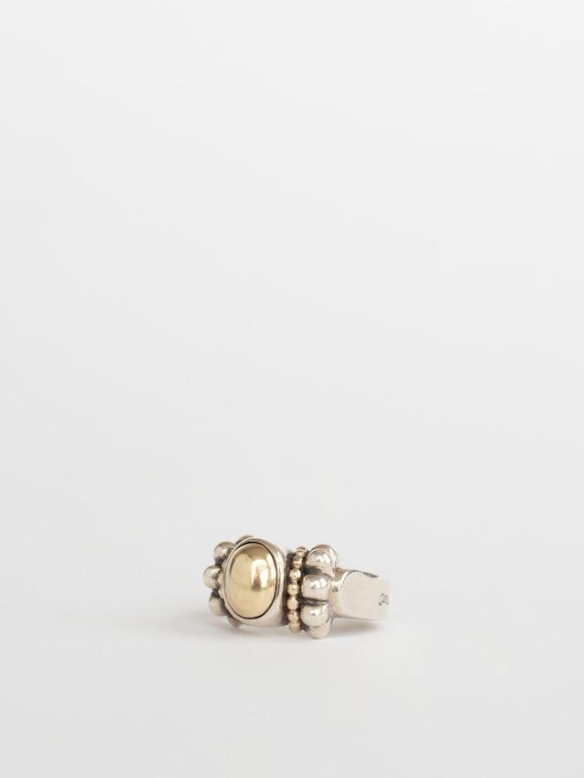 Classic Cavier Ring / Lagos