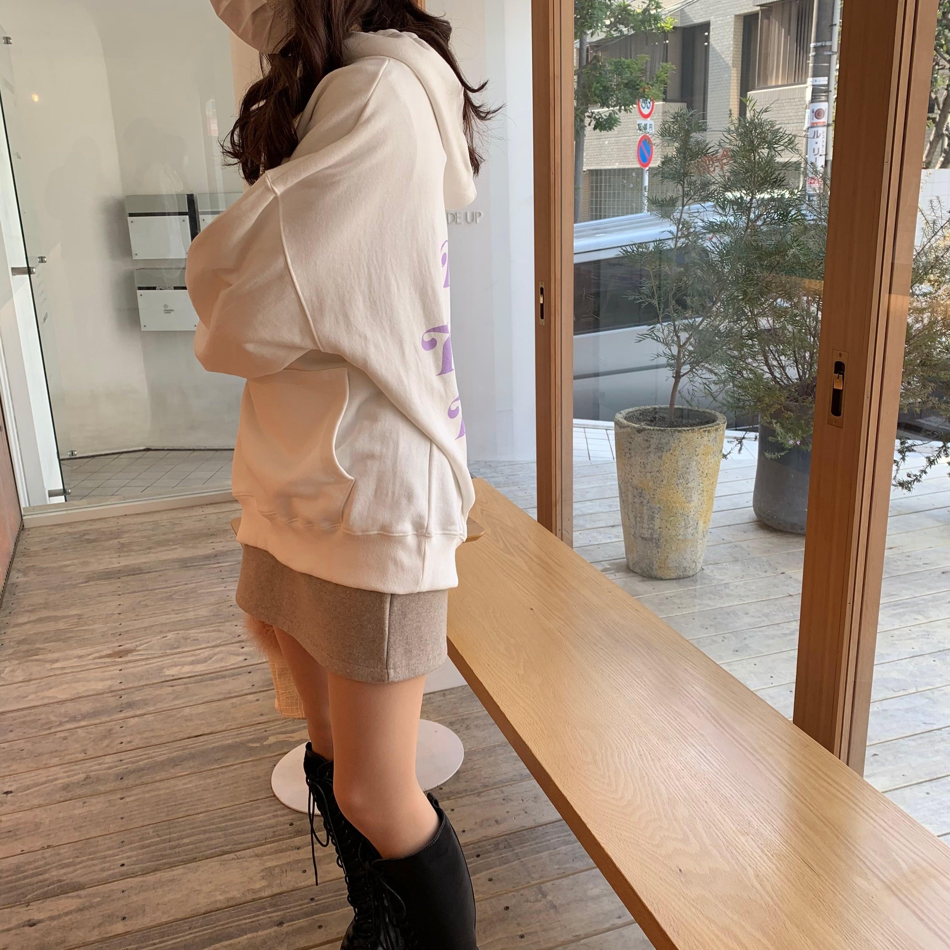 mouton skirt