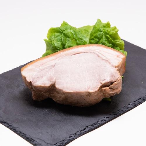 【冷蔵】蒸し豚ロース/ブロック/100gあたり390円/450g前後