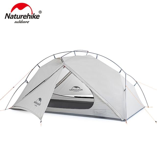 【Naturehike】VIK 15D防水ナイロン 超軽量 シングルテント(専用グランドシート付)