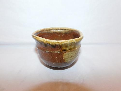 備前盃(No1) porcelain sake one cup