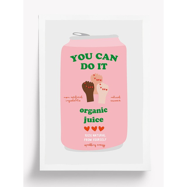 Taxi Brousse - Poster - YOU CAN (A5)