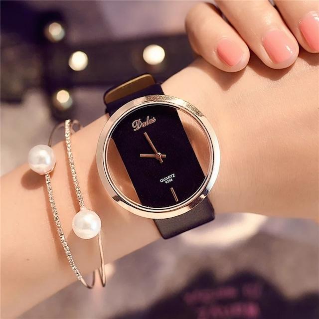 【小物】レディースファッションカジュアル腕時計42897657