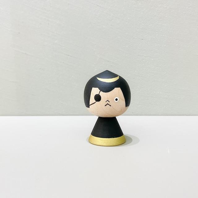 飾りコマ 伊達政宗|仙台限定