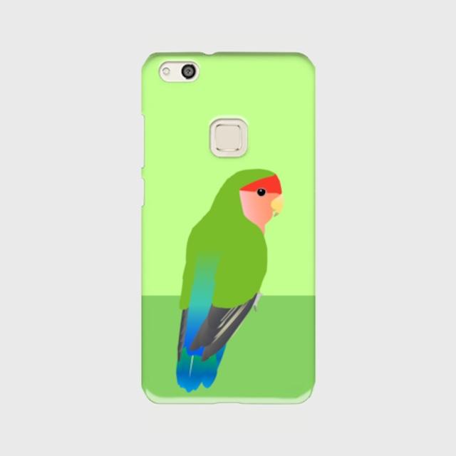 Huawei P10 Lite コザクラインコ ケース