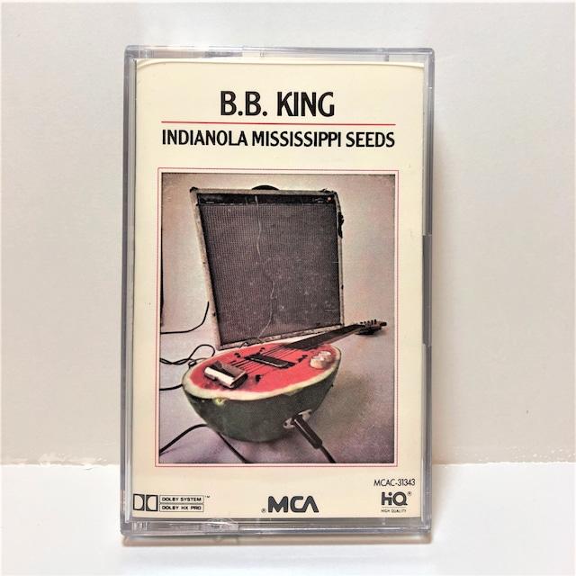 [中古カセット]  B.B. King – Indianola Mississippi Seeds