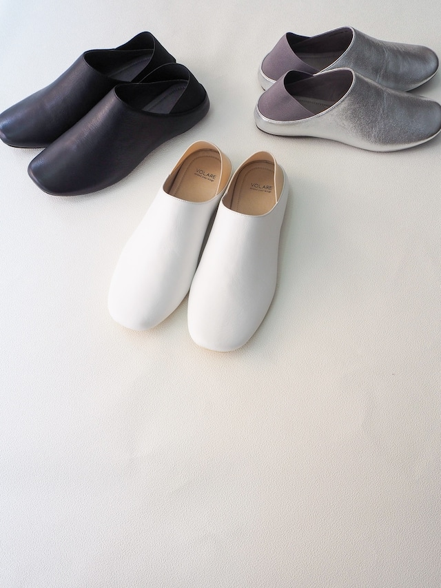 【VOLARE】SOFT CUFF LEATHER SHOES:ECLOSION