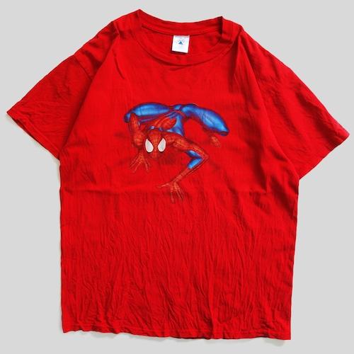 90年代 スパイダーマン アメコミ Tシャツ   マーベル 映画 アメリカ ヴィンテージ 古着