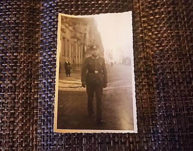 ドイツ兵 ポストカード アンティーク A