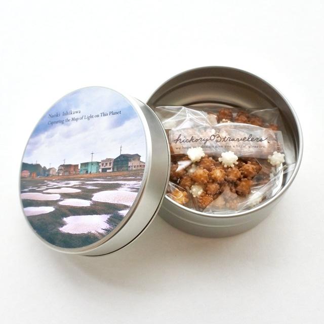 石川直樹 浮き星 潟と里山 コーヒー味
