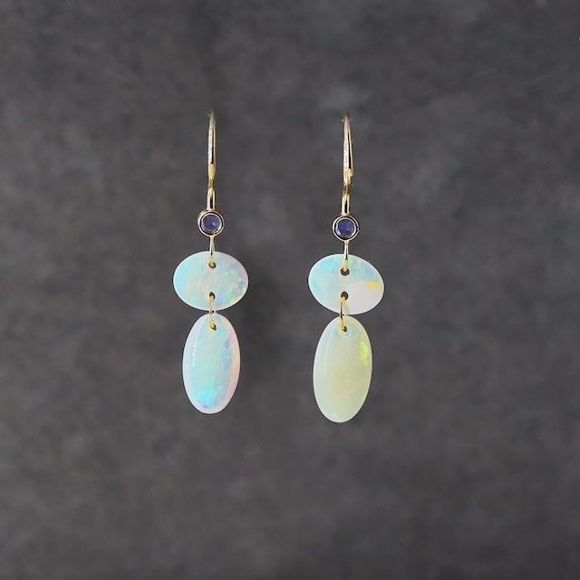 <NEW>Flower Petals Opal M