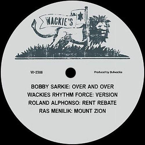 """【ラスト1/12""""】Bobby Sarkie - Over And Over"""