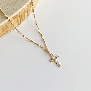 Cross necklace     OBH-032