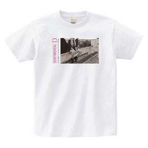 天使と悪魔Tシャツ(ホワイト)